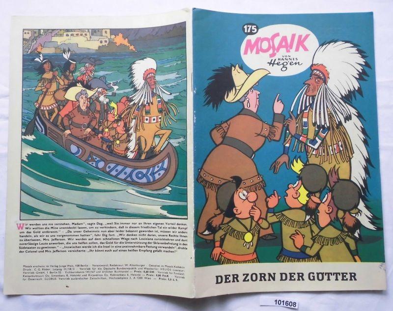 Seltenes Mosaik Heft Hannes Hegen Digedags Nr.175 EXPORT Heft (101608)