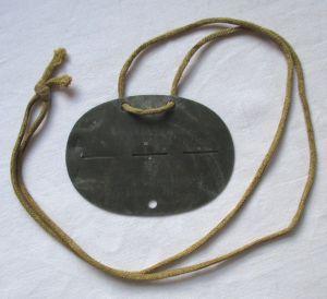 Erkennungsmarke freiwillige Krankenpflege Wehrkreis XI. 2.Weltkrieg (125290)