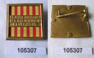 Ehrenzeichen der freiwilligen Feuerwehr für 25 Jahre 1920 Freistaat Baden
