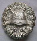 Verwundetenabzeichen in Silber für Heer & Kolonialtruppen (113690)