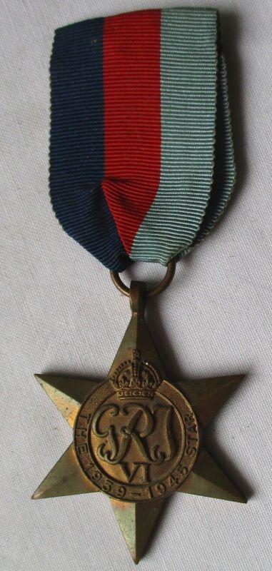 Orden Großbritannien Kriegsstern 1939-1945 (118160)