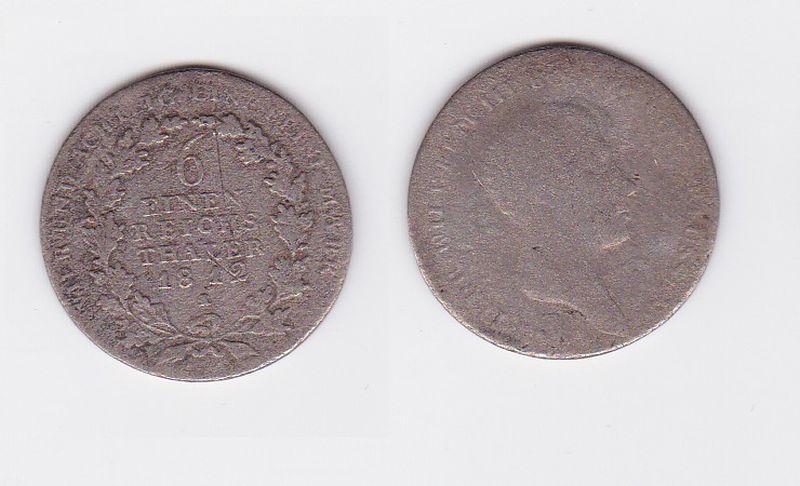 Münze Friedrich Wilhelm Iii Borussum Rex Brandenburg Preußen 1804