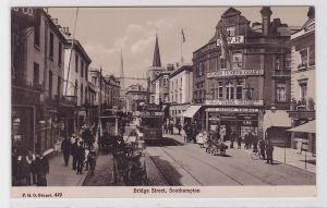 83549 Ak Southampton Bridge Street 1914
