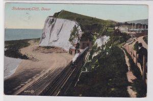 37720 Ak Shakespeare Cliff, Dover 1911