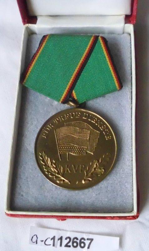 Seltener DDR Orden für treue Dienste in der Kasernierten Volkspolizei (112667)