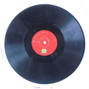 121000 Schellackplatte