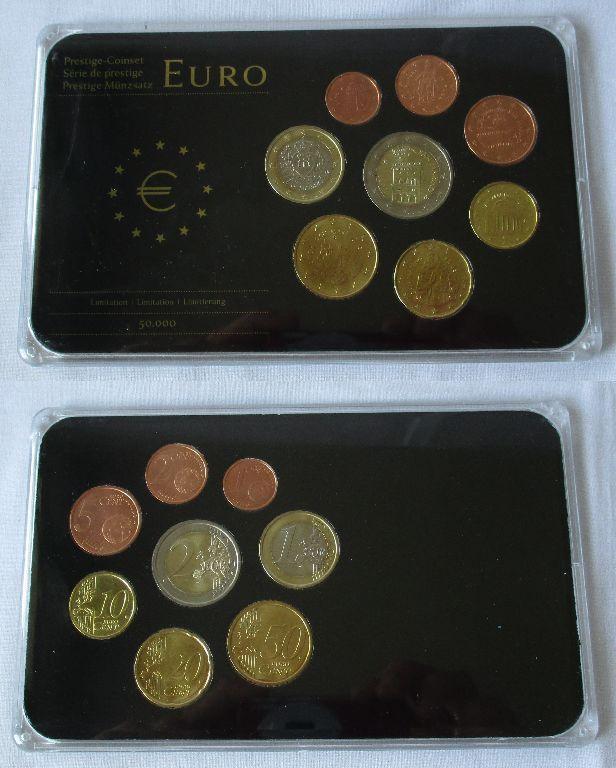 San Marino Euro Kursmünzensatz KMS in Hartplastik Box - Stempelglanz (124509)