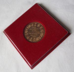 DDR Medaille Zentrale Münzausstellung 2. Tagung Numismatik 1971 Dresden (117027)