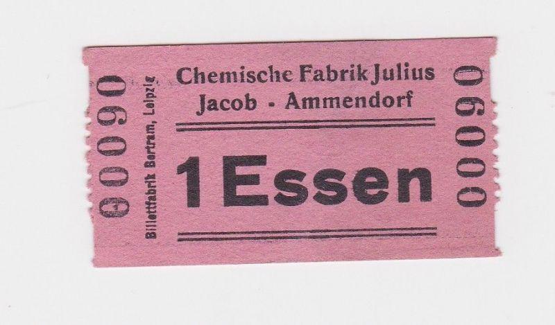 1 Essen Wertmarke Chemische Fabrik Julius Jacob Ammendorf o.D. (1948) (126540)