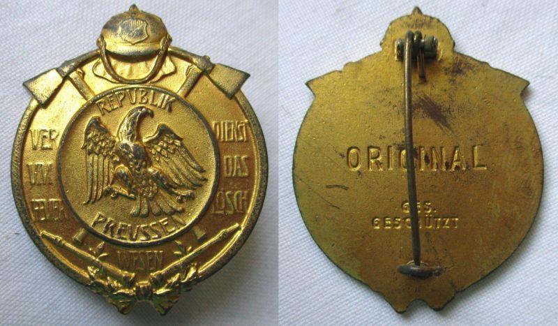 Erinnerungszeichen für Verdienste um das Feuerlöschwesen Preussen 1925 (126467)