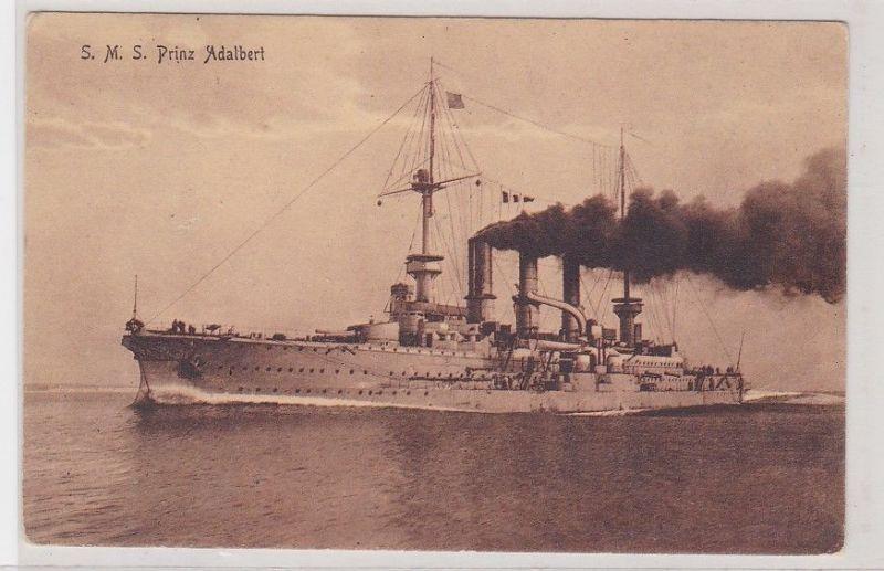 91086 Ak Deutsches Kriegsschiff S.M.S.