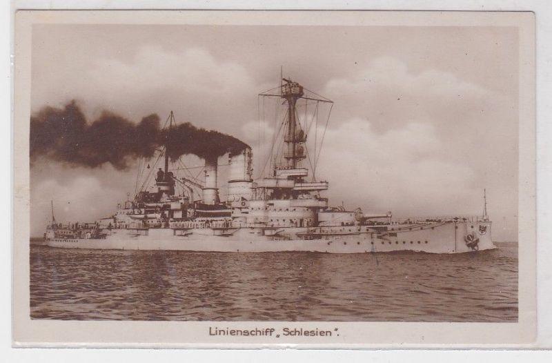 91085 Ak Deutsches Kriegsschiff Linienschiff