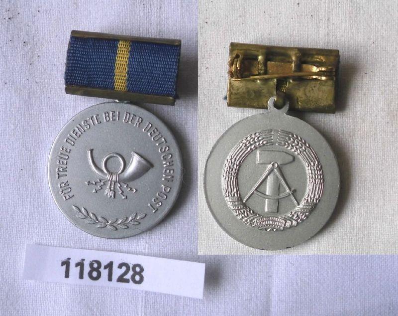 DDR Treuedienstmedaille der Deutschen Post in Silber (118128)
