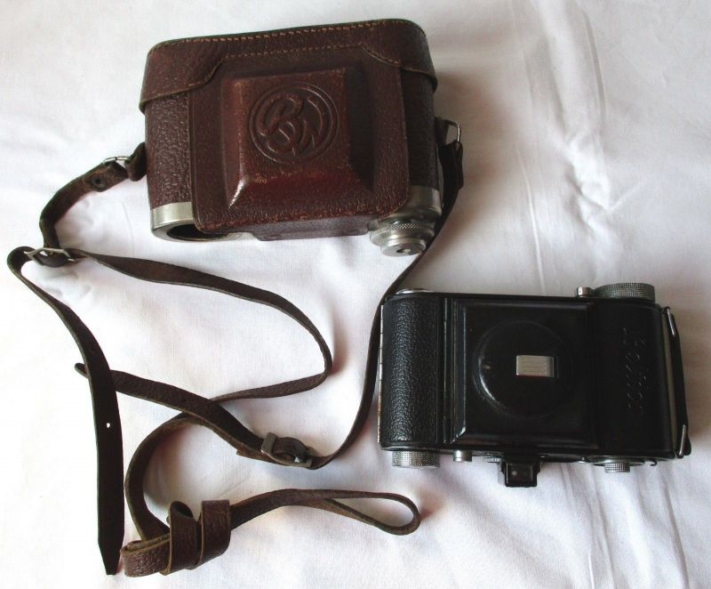 Beltica Folding Camera Meyer Optik Trioplan 1:2,9/50mm V Kamera (127407)