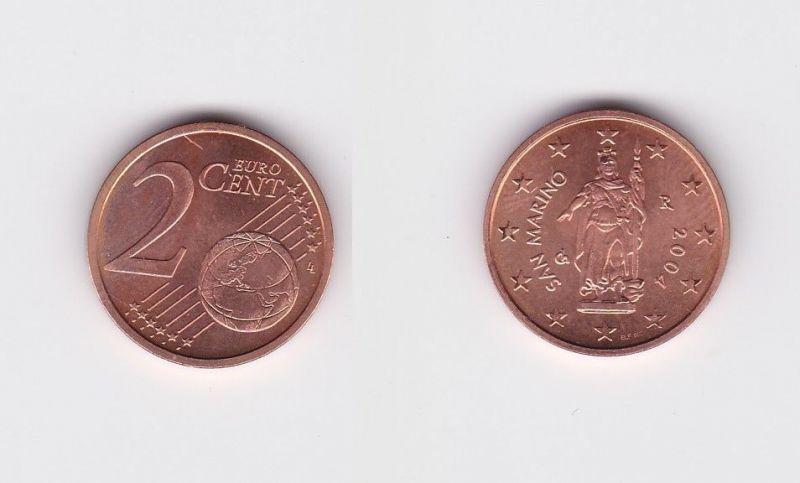 2 Cent Münze San Marino 2004 Freiheitsstatue (126685)