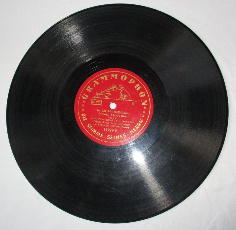 Schellackplatte Grammophon Das kann doch einen Seemann nicht erschüttern /100033