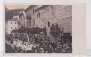 66844 Foto Ak St.Wolfgang Festumzug um 1920