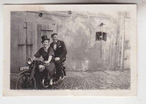 68557 Original Foto Oldtimer Motorrad 1936