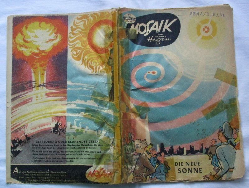 Mosaik von Hannes Hegen Digedag Nummer 27 von 1959 (119009)