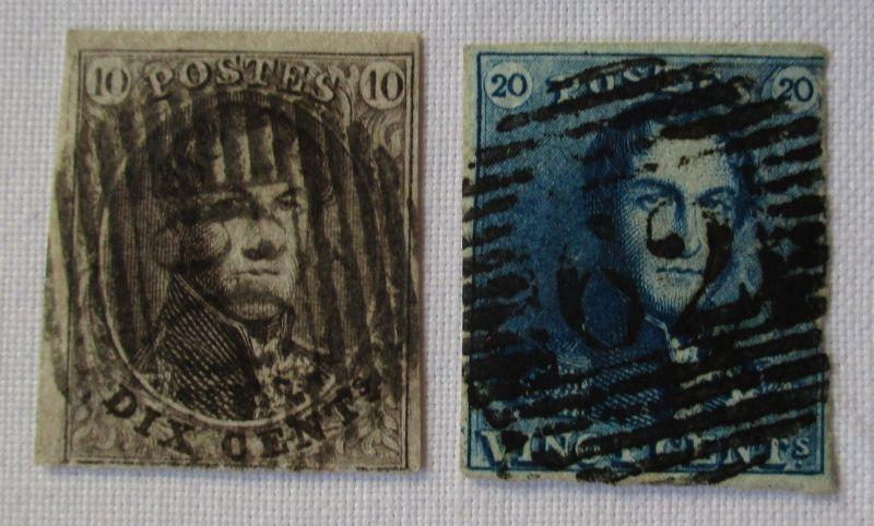 Alte Briefmarke Belgien Briefmarken Belgien
