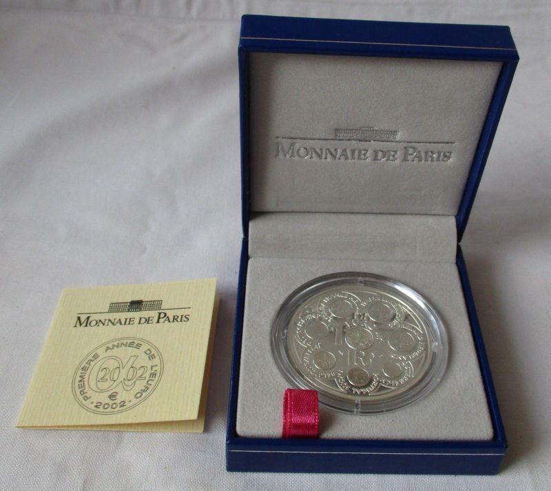 Frankreich 2002: 1,5 Euro