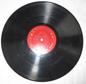 Schellackplatte Grammophon Das kann doch einen Seemann nicht erschüttern /125300