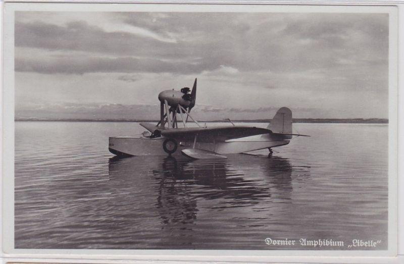 90262 Ak Land- & Wasserflugzeug Dornier Amphibium