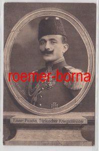 78510 Ak Enver Pascha Türkischer Kriegsminister 1.Weltkrieg