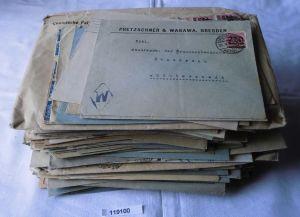 290 Briefe an die Braunkohlengrube