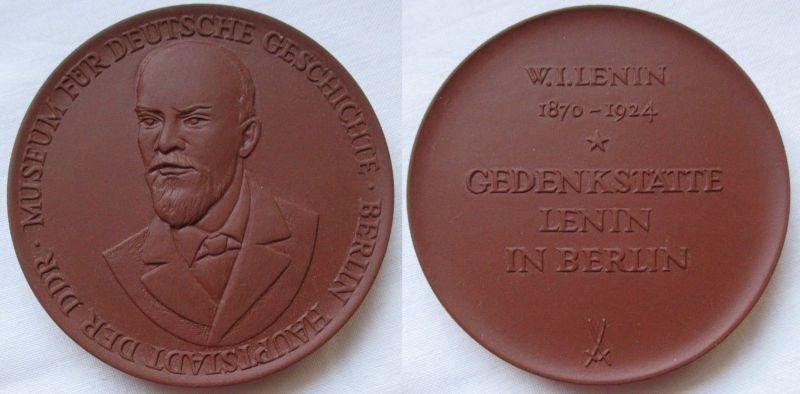 DDR Medaille Museum für dt. Geschichte Gedenkstätte Lenin in Berlin (118690)