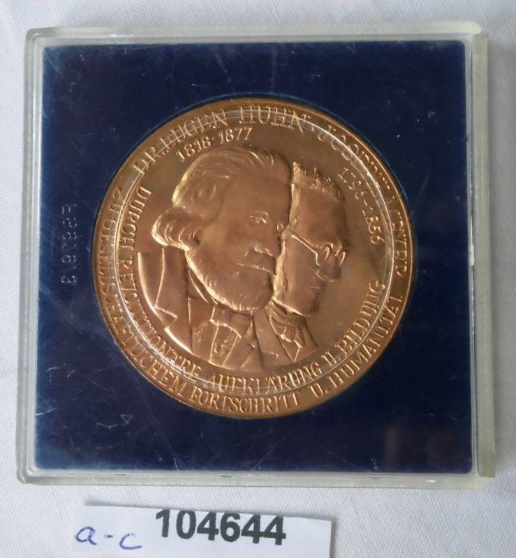 DDR Medaille Kulturbund IV.Bezirksmünzausstellung Hildburghausen 1974 (104644)