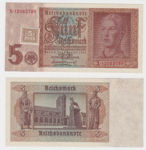 5 Mark Banknote DDR Deutsche Notenbank 1948 Kuponausgabe (130096)