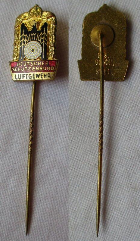 Anstecknadel Abzeichen Deutscher Schützenbund - Luftgewehr (102416)