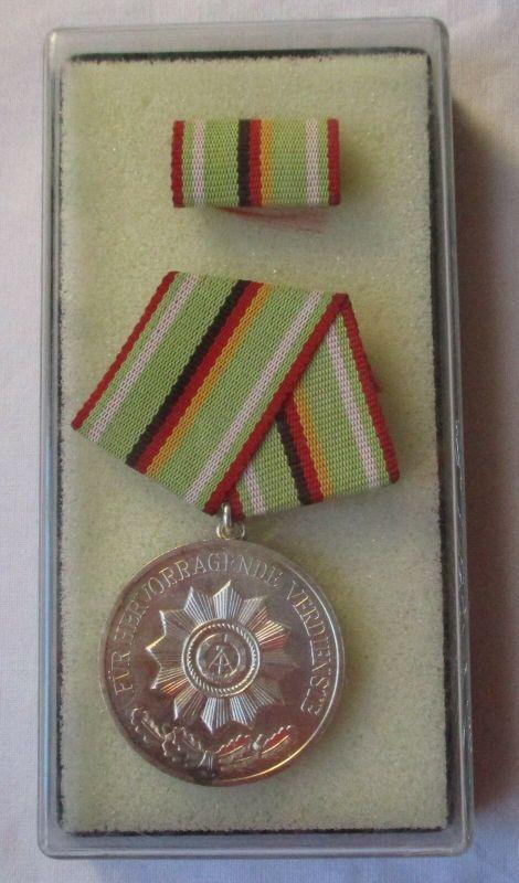 DDR Verdienstmedaille des MdI Ministerium des Innern in Silber (107280)