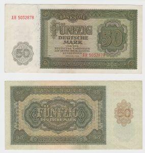 Banknote 50 Mark DDR 1948 Deutsche Notenbank (130543)