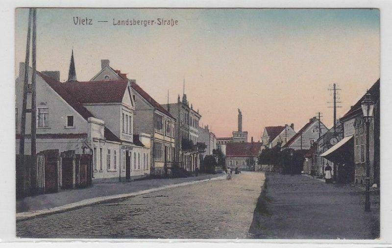 92303 Ak Vietz Witnica Landsberger Strasse 1925