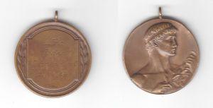 Seltene Bronze Medaille II Preis Sandersdorf 1924 (112562)
