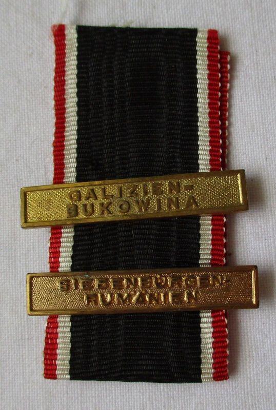 2 sehr seltene Gefechtsspange zur Kyffhäuser-Kriegsdenkmünze 1914-1918 (125687)