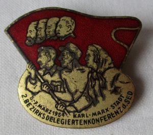 2. Bezirksdelegiertenkonferenz d. SED Karl-Marx-Stadt 5.-7. März 1954 (129227)