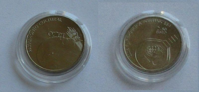 2,5 Euro Münze Portugal 2008 Gitarre, Fado (132272)