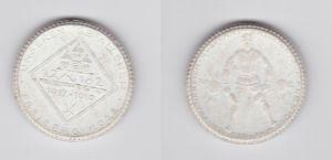 Porzellan Medaille Freiberg 1922 Weltkrieg Ehrenmal 182er IR Meissen (125929)