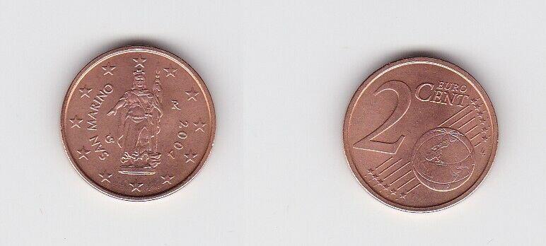 2 Cent Münze San Marino 2004 Freiheitsstatue (131414)