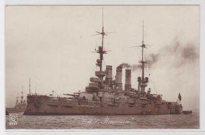 82632 Feldpost Ak Kriegsschiff S.M.S.