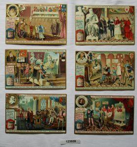 4/123939 Liebigbilder Serie Nr. 596 Italienische Renaissance 1904