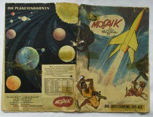 Mosaik von Hannes Hegen Digedag Nummer 25 von 1958 (105174)