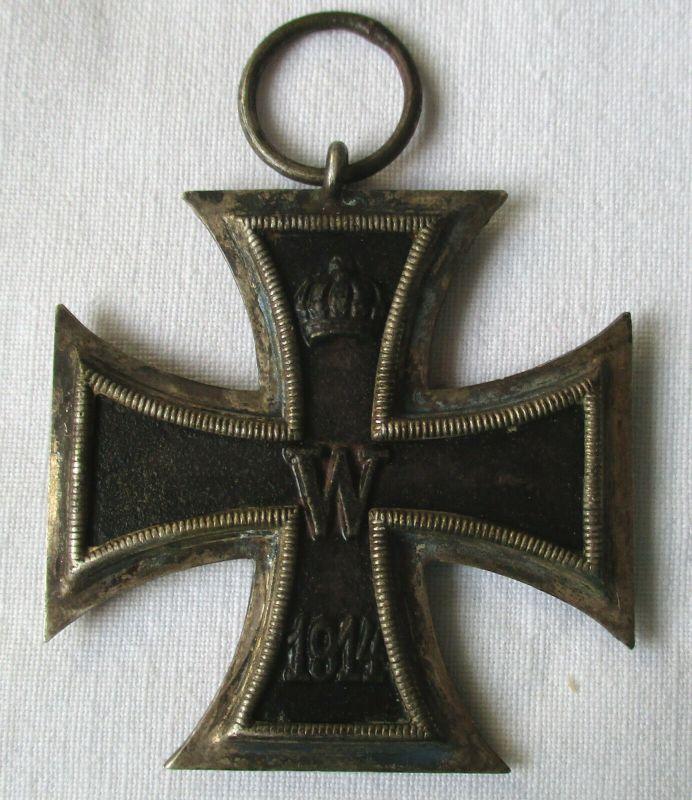 Seltenes Eisernes Kreuz 2.Klasse 1914 1.Weltkrieg (118701)