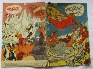 Mosaik von Hannes Hegen Digedag Nummer 12 von 1957 (103929)