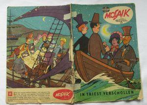 Mosaik von Hannes Hegen Digedag Nummer 87 von 1964 (103299)