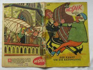Mosaik von Hannes Hegen Digedag Nummer 82 von 1963 (101905)