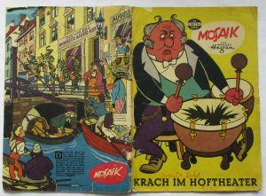 Mosaik von Hannes Hegen Digedag Nummer 79 von 1963 (109976)
